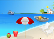 Beach House Escape 1