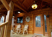Mountain Cabin Escape