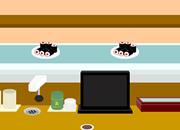 Find the Escape-Men 158: Sushi Go Round 2
