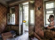 Locked Abandoned House Escape