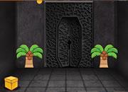 Patio Concrete Room Escape