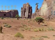 Monument Valley Escape