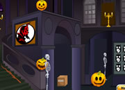 Halloween Palace Escape