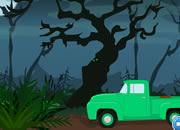 Creepy Swamp Escape