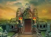 Asian Temple Escape