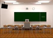 Mysterious Classroom Escape