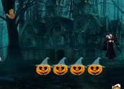 Halloween Haunted Forest Escape