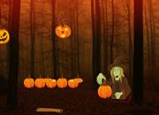 Scary October Escape