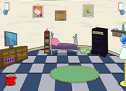 Toon House Escape 2