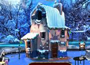 The Frozen Sleigh-The Park Town Escape