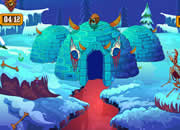The Circle-Snow Fort Escape