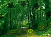 Green Pulp Forest Escape