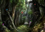 Enchanted Region Escape