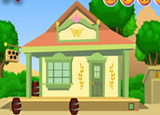Escape The Garden Hut