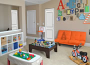 Escape From Child Care Center