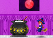 Escape From The Witch'S Room
