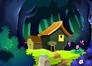 Fantasy Forest Cat Escape