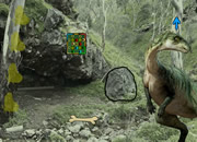 Dino Land Escape