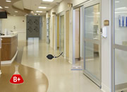 Hospital Bomb Threat Escape