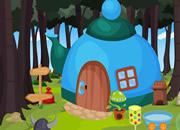Cute Princess Escape From Fantasy House