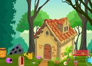 Cute Witch Escape