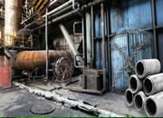 Abandoned Railway Factory