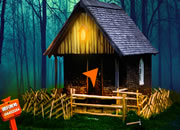 Lonely Forest House Escape