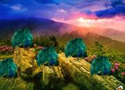 Blue Mountain Valley Escape
