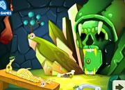 Fantasy Skull Cave Escape