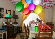 Party Balloon House Escape