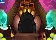 Skull Land Escape
