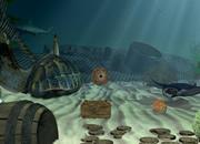 Underwater Treasure Escape 2