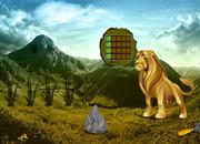 Gold Lion Land Escape