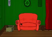 Green Hunter House Escape
