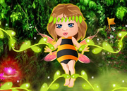 Magic Tree Fairy Escape
