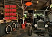 Find Money On Classic Garage