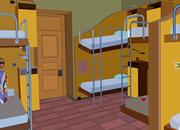 Singles Hostel Room Escape