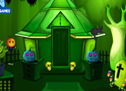 Find Spooky Treasure Green Street