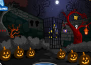 Find Spooky Treasure: Witch Relief