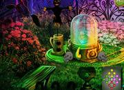 Halloween Garden Escape