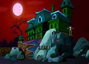 Halloween Green House Escape