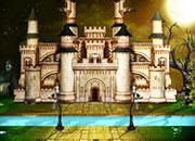 Halloween Dark Magic Castle
