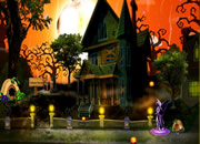Find Halloween Treasures Box
