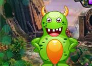 Green Creature Escape
