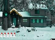 Christmas Cat And Mouse Fiction Escape