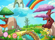 Beautiful Candyland Escape