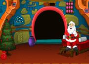 Decorative Christmas Room Escape