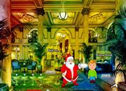 Santa Chef Restaurant Escape
