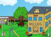 Find The School Boy'S Lunch Box