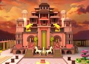 Pink Palace Princess Escape